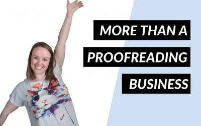 More Than A Proofreading Business